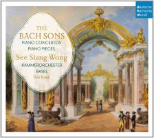 88883 73463-2. The Bach Sons
