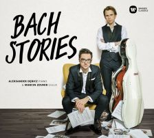 9029 58401-5. Bach Stories