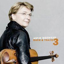 AVI8553381. JS BACH; YSAŸE Solo Violin Sonatas
