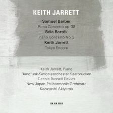 481 1580. BARBER; BARTÓK Piano Concertos