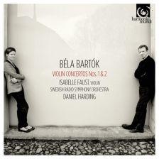 HMC90 2146 BARTÓK Violin Concertos Nos 1 & 2 Isabelle Faust