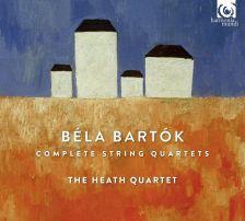 HMM90 7661/2. BARTÓK Complete String Quartets