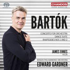 CHSA5189. BARTÓK Concerto for Orchestra. Dance Suite