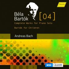 HC17009. BARTÓK For Children