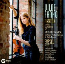 9029566255. BARTÓK Violin Concerto No 1 (Vilde Frang)