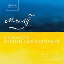SIGCD547. MOZART Bastien und Bastienne. Grabmusik (Page)