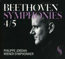 WS014. BEETHOVEN Symphonies Nos 4 & 5 (Jordan)