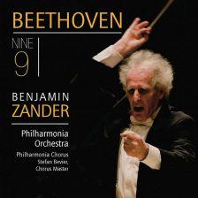 610877 733781. BEETHOVEN Symphony No 9 (Zander)