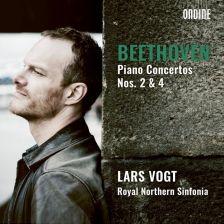 ODE1311-2. BEETHOVEN Piano Concertos Nos 2 & 4 (Vogt)