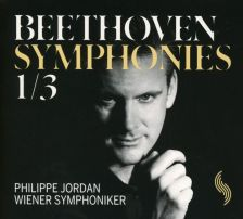 WS013. BEETHOVEN Symphonies Nos 1 & 3