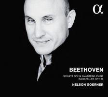 ALPHA239. BEETHOVEN Piano Sonata No 29. Bagatelles