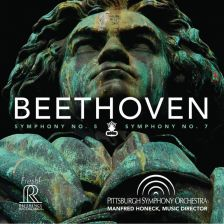 FR718. BEETHOVEN Symphonies Nos 5 & 7