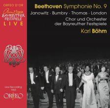 C935 171B. BEETHOVEN Symphony No 9 (Böhm)