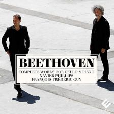 EVCD015. BEETHOVEN Complete Works for Cello and Piano