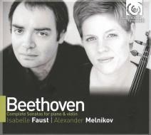 BEETHOVEN Complete Violin Sonatas - Faust & Melnikov