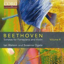 COR16161. BEETHOVEN Sonatas for Fortepiano and Violin Vol 4