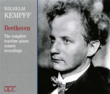 APR7403. Kempff: Beethoven - The Complete Wartime Piano Sonata Recordings