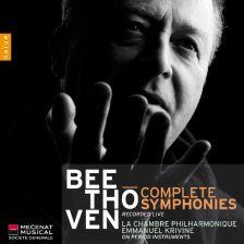 BEETHOVEN Complete Symphonies – Krivine