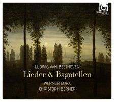 HMC90 2217. BEETHOVEN Lieder and Bagatelles