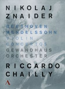 ACC20345. BEETHOVEN. MENDELSSOHN Violin Concertos