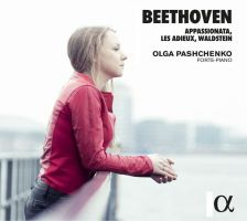 ALPHA365. BEETHOVEN Piano Sonatas 'Waldstein', 'Appassionata', 'Das Lebwohl'