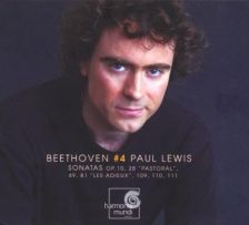 Beethoven Piano Sonatas, Vol 4