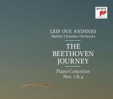 8888 3705482. BEETHOVEN Piano Concertos Nos 2 & 4