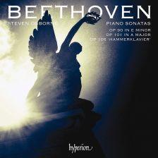 CDA68073. BEETHOVEN Piano Sonatas Nos 27 - 29