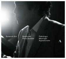 ACC30409. BEETHOVEN Piano Sonatas Nos 8, 14 & 23