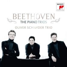 88985 44582-2. BEETHOVEN Complete Piano Trios