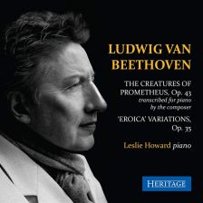 HTGCD187. BEETHOVEN The Creatures of Prometheus. Eroica Variations