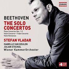 C7210. BEETHOVEN Piano and Violin Concertos