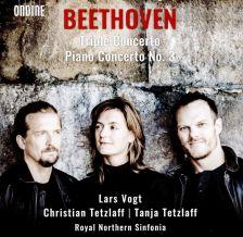 ODE1297-2. BEETHOVEN Triple Concerto. Piano Concerto No 3
