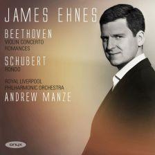 ONYX4167. BEETHOVEN Violin Concerto. Romances SCHUBERT Rondo