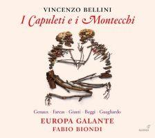 GCD923404. BELLINI I Capuleti e i Montecchi