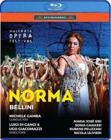 57768. BELLINI Norma (Gamba)
