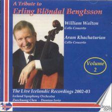 DACOCD737. WALTON Cello Concerto KHACHATURIAN Cello Concerto. Bengtsson