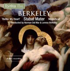 REAM1129. L BERKELEY Magnificat. Stabat Mater