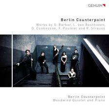 GEN14317. BEETHOVEN Quintet Op 16 POULENC Sextet