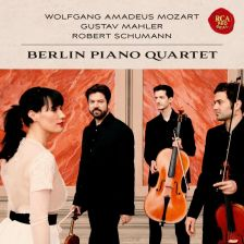 88985 432572. MOZART; SCHUMANN; MAHLER Piano Quartets