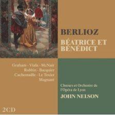 Berlioz Béatrice et Bénédict