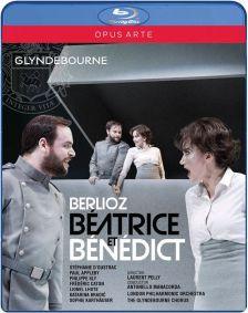 OABD7219D. BERLIOZ Béatrice et Bénédict