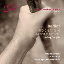 LSO0760. BERLIOZ Harold en Italie. La mort de Cléopâtre
