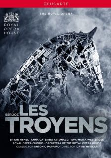 OA1097D. BERLIOZ Les Troyens. Pappano