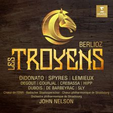 90295 76220. BERLIOZ Les Troyens (Nelson)
