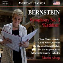 8 559742. BERNSTEIN Symphony No 3. Missa Brevis. The Lark