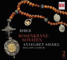 0300531BC. BIBER Rosary Sonatas. Annegret Siedel