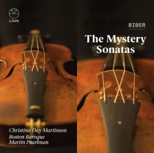 CKD501. BIBER The Mystery Sonatas (Christina Day Martinson)