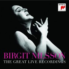 88985 39232-2. Birgit Nilsson: The Great Live Recordings