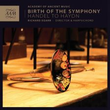 AAM001. Birth of the Symphony: Handel to Haydn